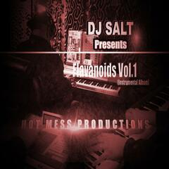 DJ Salt Presents Flavanoids Vol.1(Instrumental Album)