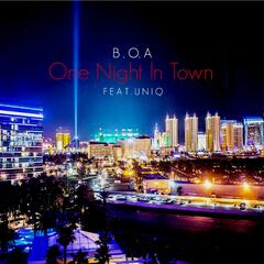 One Night in Town (feat. Uniq)