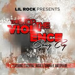 Stop the Violence- Song Cry (feat. E'ssential, Sondra B, Jackie B & Spitfire Shine)