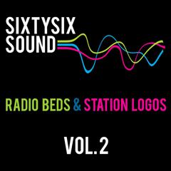 Radio Beds & Station Logos, Vol. 2