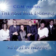 As It Is in Heaven (feat. The Rose Hill Ensemble)