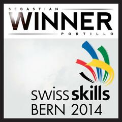 Winner (Swiss Skills Bern 2014)
