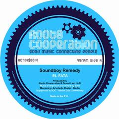 Soundboy Remedy