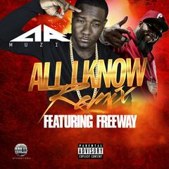 All I Know (Remix) [feat. Freeway]