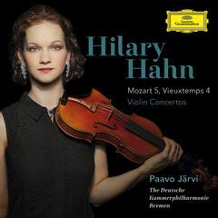 Mozart: Violin Concerto No.5 In A, K.219 / Vieuxtemps: Violin Concerto No.4 In D Minor, Op.31