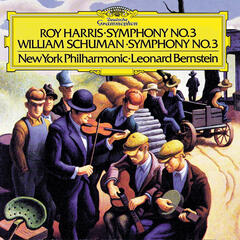 Harris: Symphony No.3 In One Movement / Schuman, W.H.: Symphony No.3