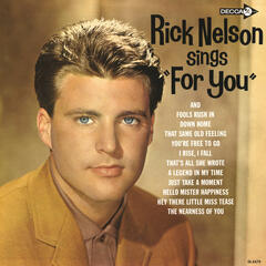 Rick Nelson Sings For You
