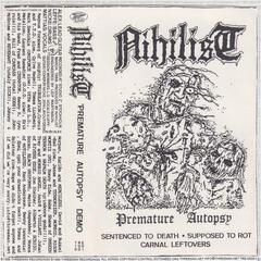 Premature Autopsy (Demo 1988) [Remastered 2016]