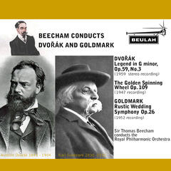 Beecham Conducts Dvořák and Goldmark