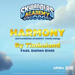 """Harmony (From """"Skylanders Academy"""")"""