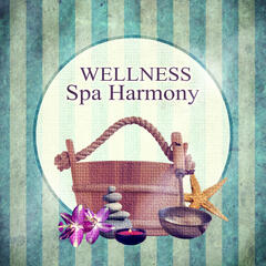 Wellness Spa Harmony - Ocean Waves, Well Being, Home Spa, Deep Massage, Natural Balance, Wellness Spa, Background Music, Relaxation