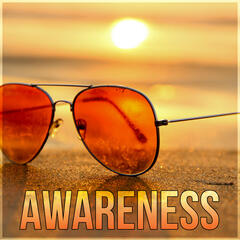 Awareness - Calm Nature Sounds for Hypnosis & Deep Sleep, Hypnotic Therapy with Subliminal Messages, Cure Insomnia & Quit Smoking