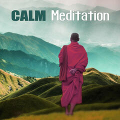 Calm Meditation - Instrumental Relaxing Music for Meditation, Yoga Exercises, Calm Music for Meditation, Sound for Stress Relief, Harmony, Soft Nature Sounds