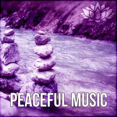 Peaceful Music - Healing Music, Spa Music for Relaxation, Ocean Waves & Waterfall Sounds, Yoga & Mindfulness Meditation