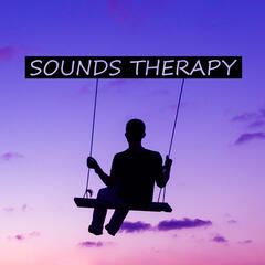 Sounds Therapy - Sleep Healthy and Improve Your Life More Satisfaction, White Noises for Sleeping Therapy, Healing Sounds of Nature for Deep Sleep, Relax and Fall Asleep Easily, Ocean and Rain Sounds for Relaxation