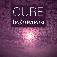 Cure Insomnia – Calming and Quiet Night, Stress Relief, Restful Sleep Relieving Insomnia, Ambient Waterfall Sounds for Bedtime