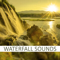 Waterfall Sounds - Gentle Instrumental Music a&Pure Nsounds of Naturefor  Meditation Swater Sounds, Ocean Waves, Healing Touch
