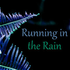 Running in the Rain - Healing Ocean Waves, Pure Nature Sounds, Deep Sleep and Rest All Night, Soothing Rain Sounds