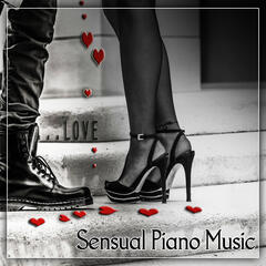 Sensual Piano Music – Sexy Jazz, Long Night, Hot Massage, Dinner with Candle