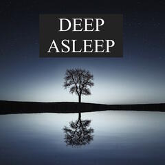 Deep Asleep - Ultimate Deep Sleep Mix to Fall and Stay Asleep All Night Long, and to Help with Meditation, Yoga, Stress & Anxiety Relief and Better Sleeping Habits