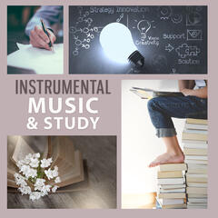 Instrumental Music & Study – Classical Songs for Learning, Effective Study, Clear Mind, Music for Listening and Study, Bach, Mozart to Work