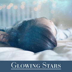 Glowing Stars – Catnap, Dreaming, Silent Sounds, Little Thing, Stillness, Calm, New Born, Bedtime