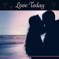 Love Today – Charming Smile, Candlelight, Skarry Sky, Date in Restaurant, Red Roses and Wine