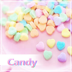 Candy - Clear Sky, Bright Rays, Relaxing Holiday, Drinks in Hands, Fun Children