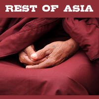 Rest of Asia - Culture Eastern, Union of Body and Mind, Harmony Feelings, Body Position, Beloved Himself,  In the Garden