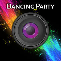 Dancing Party - Be Best, Motivating Surroundings, Holiday Rest, Green Thoughts, Sandy Beach, Colorful Drinks