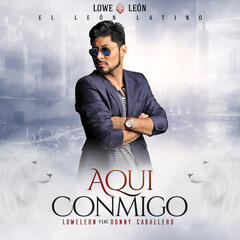 Aqui Conmigo (feat. Donny Caballero) - Single