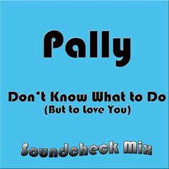 Don't Know What to Do (But to Love You) [Soundcheck Mix]