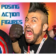 Posing Action Figures