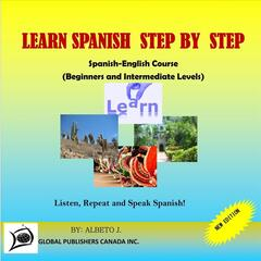 Learn Spanish Step By Step, Spanish-English Course