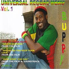 Universal Reggae Menu, Vol. 1
