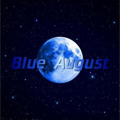 Blue August