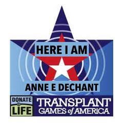 Here I Am (Transplant Games of America Theme Song)
