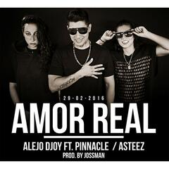 Amor Real (feat. Pinnacle & Asteez)
