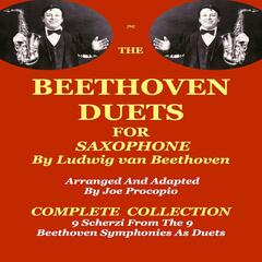 The Beethoven Duets for Saxophone