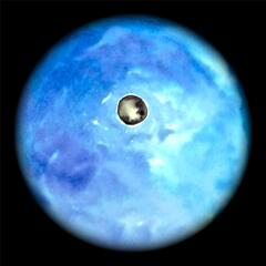 Blue Moon Your Planet