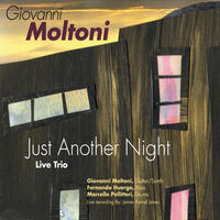 Just Another Night (feat. Fernando Huergo & Marcello Pellitteri) [Live]