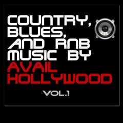 Country Blues and RNB Music, Vol. 1