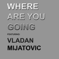 Where Are You Going (feat. Vladan Mijatovic)