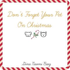 Don't Forget Your Pet on Christmas
