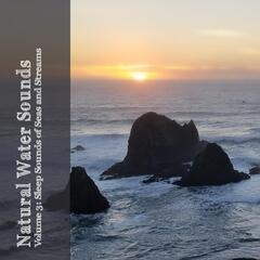 Natural Water Sounds Vol. 3: Sleep Sounds of Seas and Streams