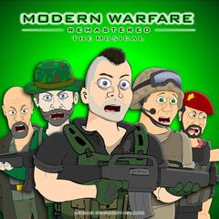 Modern Warfare Remastered, the Musical