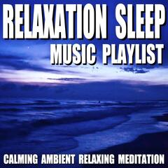 Relaxation Sleep Music Playlist (Calming Ambient Relaxing Meditation)