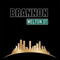 Welton St