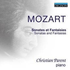 Mozart Sonates et Fantaisies