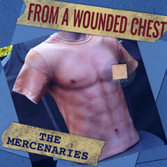 From a Wounded Chest.